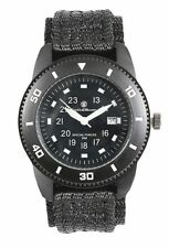 4316 Rothco Smith & Wesson Commando Watch-Calendar-nylon strap-Rotating Bezel
