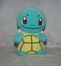 """Pokemon Plush Toy Vintage Squirtle - 5"""" Tall - Baby, Small Size"""