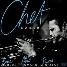 CHET BAKER  live in Paris 1981