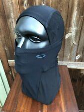 Brand New Oakley Balaclava Face Mask Ski Snowboard Black Unisex