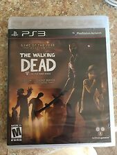 Brand New / Sealed The Walking Dead PlayStation 3 (PS3)