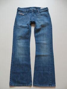 Diesel ZATHAN wash 0074G Bootcut Jeans Hose W 32 /L 32, Vintage Schlaghose RAR !