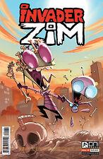INVADER ZIM #1 RARE HASTINGS VARIANT NM ONI PRESS