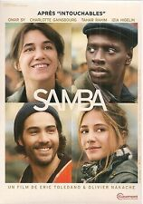 """dvd """"SAMBA""""Omar Sy, Charlotte Gainsbourg    NEUF SOUS BLISTER"""