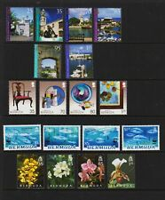 Bermuda - 4 Mint, NH sets from 2004, cat. $ 37.00