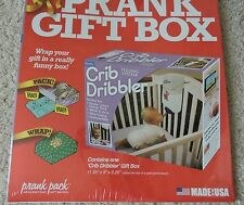 PRANK PACK FAKE GAG BOX BABY SHOWER Christmas Gift *BRAND NEW* SEALED