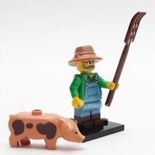 LEGO Minifigure 71011 Series 15 #1 Farmer Brand New in Factory Sealed HTF