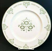 """Vintage Franciscan Discovery Heritage Set of 2 Dinner Plates 1960s USA 10.5"""""""
