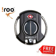 AIRBOLT SMART SAFETY LOCK FOR BAGS/LUGGAGE- CAPE COD GREY