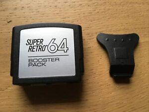 Nintendo 64 N64 Jumper Pak Booster Pack Pal