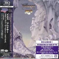 YES-RELAYER-JAPAN MINI LP UHQCD G35