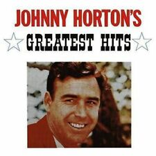 JOHNNY HORTON Greatest Hits (Gold Series) CD BRAND NEW Best Of