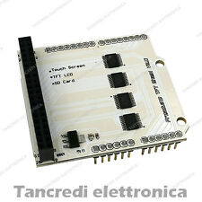 Adattatore TFT01 UNO per display TFT con touch screen arduino ART. Z012