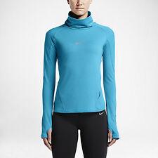 Women's Nike Aeroreact Pullover Running Shirt 686955 407 Size Medium NWT $110