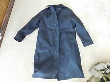 US MILITARY ALL WEATHER COAT  W/ LINER BLACK SIZE 40XL