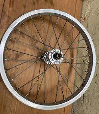 Raleigh chopper Mk 3 Front Wheel Alloy Wheel