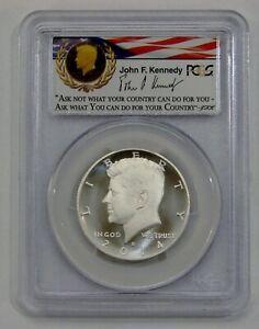 2014 S - Enhanced Kennedy Half Dollar - PCGS MS 70 First Strike Philadelphia