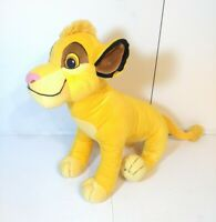 Disney's The Lion King Large Simba Cub Plush Toy Large Size 18""