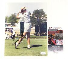 Kari Webb Signed 8x10 Photo JSA COA LPGA