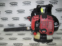 Shindaiwa EB802RT Gas Backpack Commercial Grade Leaf Blower - Very Powerfull!