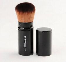 Foundation Powder Bronzer Kabuki Retractable Brush, Black, Style 1895