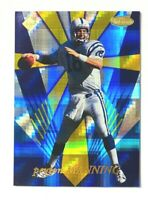 1998 Collector's Edge Peyton Manning RC #RM1, Rookie Masters Preview, Colts!