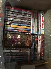 Bulk 129x   Titled anime dvd 321 discs Including 14x Freebies!!!