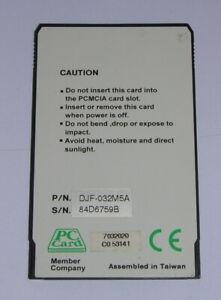 IBM Thinkpad 750C 755 755C 755CD 32MB DRAM RAM Memory Card