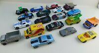 Vintage Matchbox Lot of 19 Diecast Die Cast Cars