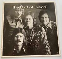 Bread The Best of Bread  Vinyl Album Record Disc LP K42115