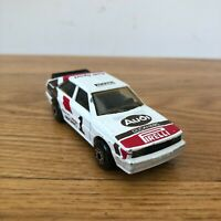 Audi Quattro Sport 1982 Matchbox Car 1.58 Duckhams Pirelli RARE VERSION