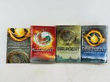 3 Divergent Series Hardcover Books + PB Extra
