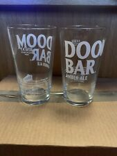 Single Doombar Half Pint 10oz Glass Brand New 100/% Genuine Official