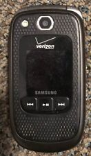Lot of 10 Samsung U660 Convoy 2 VERIZON Cell Phone Black Fast Shipping Used