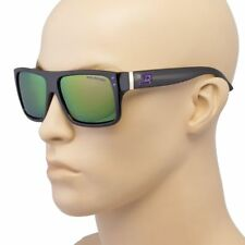 Men Polarized Sunglasses Vintage Mirror Driving Flat Top Sport Eyewear Glasses
