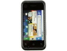 Snap On Plastic Phone Design Case Carbon Fiber For Motorola BACKFLIP