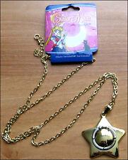 SAILOR MOON Usagi's Carillion Necklace Star Locket Officially Licensed Cosplay