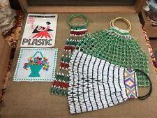 Plastic Vintage Accessories