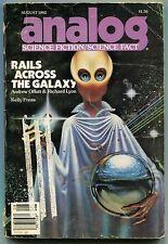 ANALOG Science Fiction Magazine 1982 10 Issue Lot