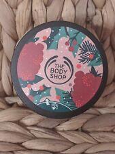 The Body Shop Festive Berry Exfoliating Sugar Body Scrub 2.11 oz.