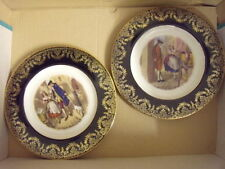 Unboxed Adams Pottery Decorative Wall Plaques