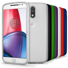 Glossy TPU Gel Case for Motorola Moto G 4th Gen XT1622 & G4 Plus 2016 Skin Cover
