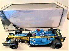 Hot Wheels World Champion Fernando Alonso 2005 Renault R25 1:18