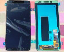 GENUINE BLACK SAMSUNG 2018 SM-J600F GALAXY J6 SCREEN SUPER AMOLED LCD DISPLAY