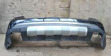 Mercedes ML Rear Bumper W164 Ml Estate Black Damaged Bumper 2006