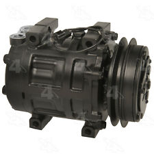 A/C Compressor For 1986-1990 Mazda RX7 1.3L Rotary Turbocharged 1987 1988 1989