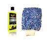 Kit de lavage Voiture Meguiar's Shampooing Ultime + Gant Ouragan Microfibres