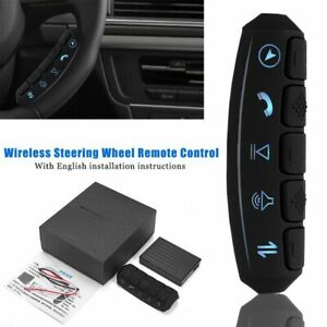Steering Wheel Wireless Remote Control Buttons For Car Android DVD GPS Player