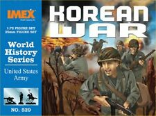 IMEX MODELS – Miniatures 1/72  MIX MODERN WAR - SERIE MADE USA TOY SOLDIERS