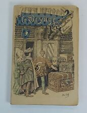 Le Voyage History of Louis Vuitton French Vintage 1901 Paris Antique Luggage 100